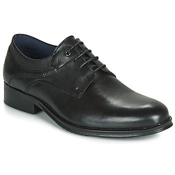 Zapatos Hombre Derbie Carlington LUCIEN Negro