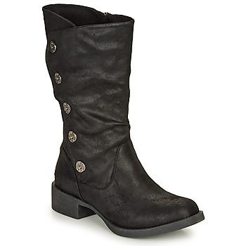 Zapatos Mujer Botas urbanas Blowfish Malibu KEEDA Negro