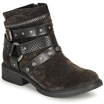 Zapatos Mujer Botas de caña baja Blowfish Malibu VIOLAH Negro