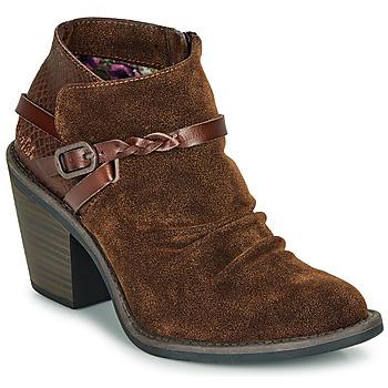 Zapatos Mujer Botines Blowfish Malibu LAMA Marrón