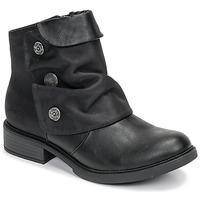 Zapatos Mujer Botas de caña baja Blowfish Malibu VYNN Negro