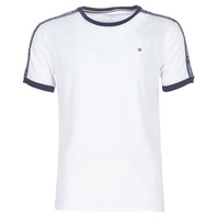 textil Hombre camisetas manga corta Tommy Hilfiger AUTHENTIC-UM0UM00563 Blanco