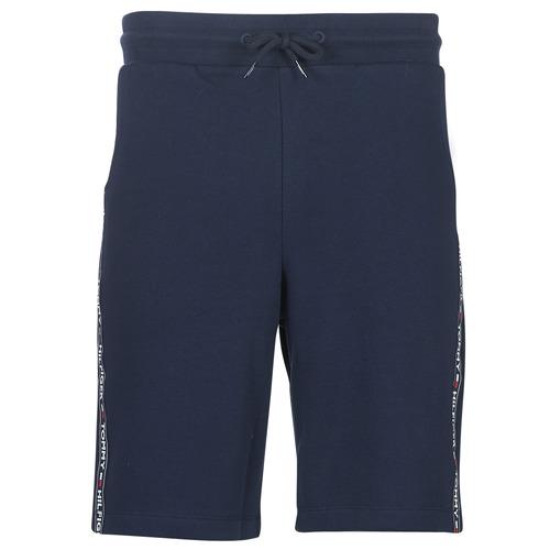 Tommy Hilfiger AUTHENTIC-UM0UM00707 Marino - Envío gratis   ! - textil Shorts / Bermudas Hombre