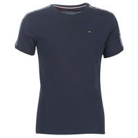 textil Hombre Camisetas manga corta Tommy Hilfiger AUTHENTIC-UM0UM00562 Marino