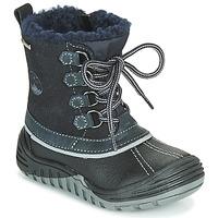 Zapatos Niños Botas de nieve Primigi FLEN-E GORE-TEX Azul