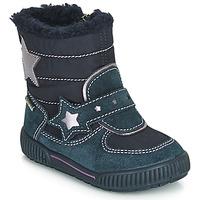 Zapatos Niña Botas de nieve Primigi RIDE 19 GORE-TEX Azul