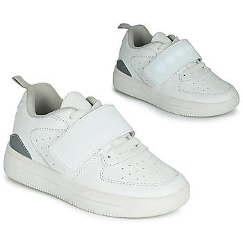 Zapatos Niños Zapatillas bajas Primigi INFINITY LIGHTS Blanco
