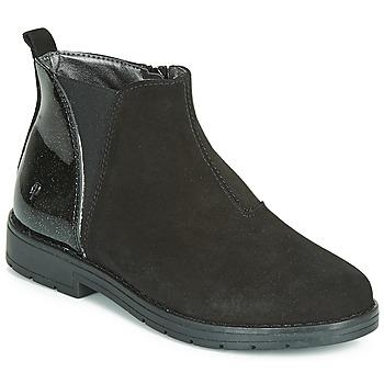 Zapatos Niña Botas de caña baja Primigi FANTASY ROYAL Negro