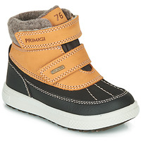 Zapatos Niños Botas de caña baja Primigi PEPYS GORE-TEX Miel