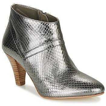 Zapatos Mujer Botines Ippon Vintage ELIT STEED Gris / Metalizado