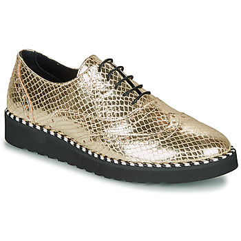 Zapatos Mujer Derbie Ippon Vintage ANDY STEED Oro