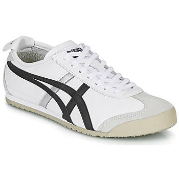 Zapatos Zapatillas bajas Onitsuka Tiger MEXICO 66 Blanco / Negro