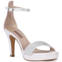Zapatos Mujer Sandalias Albano LUX BIANCO Bianco