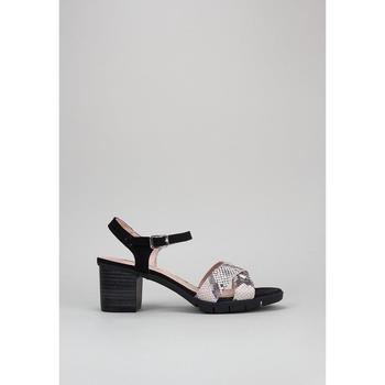 Zapatos Mujer Sandalias Sandra Fontan PERLA Negro