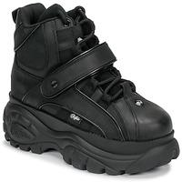 Zapatos Mujer Zapatillas altas Buffalo 1348 Negro