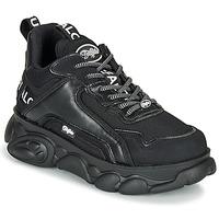 Zapatos Mujer Zapatillas bajas Buffalo CHAI Negro / Blanco