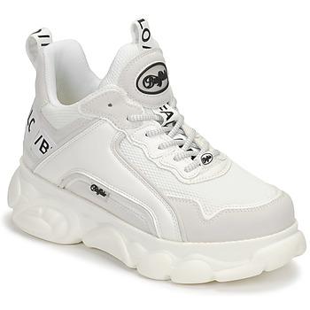 Zapatos Mujer Zapatillas bajas Buffalo CORIN Blanco / Negro