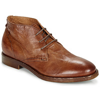 Zapatos Hombre Botas de caña baja Kost DANDY 17 Cognac