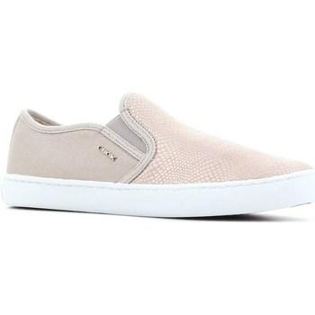 Zapatos Niños Slip on Geox J Kilwi Marrón