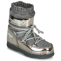 Zapatos Mujer Botas de nieve Kangaroos K-MOON Gris
