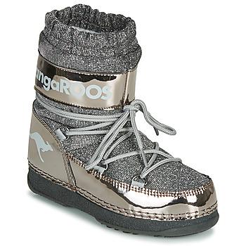 Zapatos Mujer Botas de caña baja Kangaroos K-MOON Gris