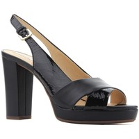 Zapatos Mujer Sandalias Geox D Mauvelle Negros