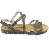 Zapatos Mujer Sandalias Amoa sandales MIMOSAS Aciero Gris