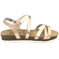 Zapatos Mujer Sandalias Amoa sandales MIMOSAS Rose Rosa