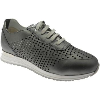 Zapatos Mujer Zapatillas bajas Calzaturificio Loren LOC3845gr grigio