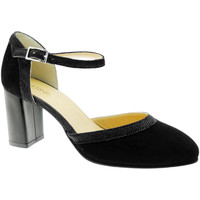 Zapatos Mujer Zapatos de tacón Soffice Sogno SOSO9351ne nero