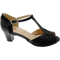 Zapatos Mujer Zapatos de tacón Angela Calzature Ballo SOSO252ne nero