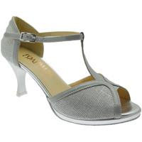 Zapatos Mujer Zapatos de tacón Angela Calzature Ballo SOSO110ar grigio