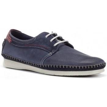 Zapatos Hombre Derbie Fluchos Komodo F0199 Azul azul