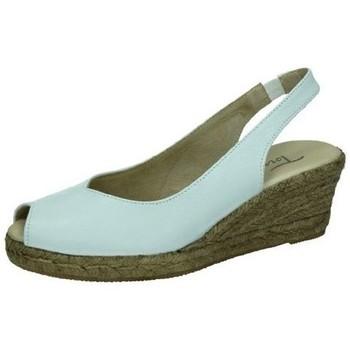 Zapatos Mujer Alpargatas Torres Alpargatas blancas Blanco
