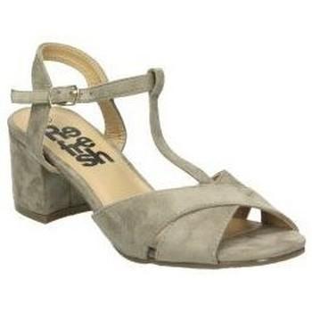 Zapatos Mujer Sandalias Refresh 64330 Marron
