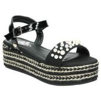 Zapatos Mujer Sandalias Isteria 8052 Noir