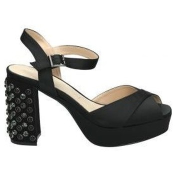 Zapatos Mujer Sandalias Carolina Boix 61602 Noir