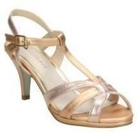 Zapatos Mujer Sandalias Pink Desert 18080 Rose