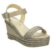 Zapatos Mujer Alpargatas Maria Mare 67175 Marron