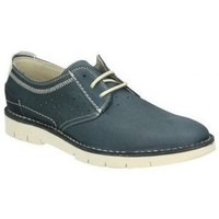 Zapatos Hombre Derbie & Richelieu Nuper 6456 bleu