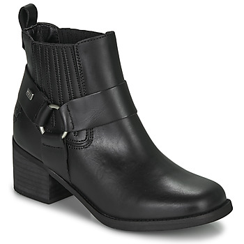 Zapatos Mujer Botines Musse & Cloud ARLING Negro