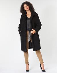 textil Mujer Abrigos Le Temps des Cerises DOLL Negro