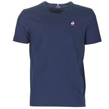 textil Hombre camisetas manga corta Le Coq Sportif ESS TEE SS N°2 M Azul / Marino