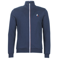 textil Hombre chaquetas de deporte Le Coq Sportif ESS FZ SWEAT N°2 M Azul / Marino