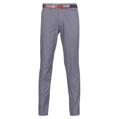 Selected SLHSLIM Gris - Envío gratis | ! - textil pantalones chinos Hombre