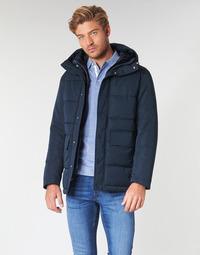textil Hombre plumas Selected SLHLENO Marino