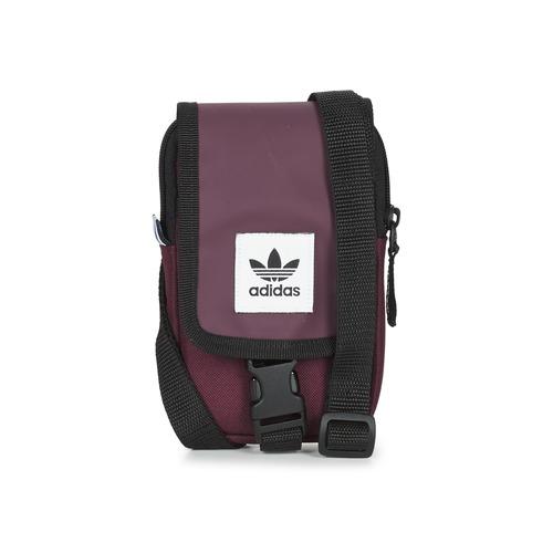 adidas Originals MAP BAG Violeta - Envío gratis | ! - Bolsos Bolso pequeño / Cartera