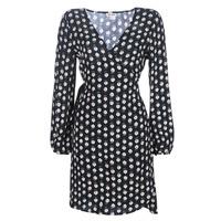 textil Mujer vestidos cortos Billabong LOVE WARRIOR Negro