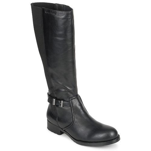 Zapatos promocionales Marc O'Polo ZINDI Negro  Venta de liquidación de temporada