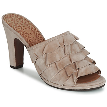 Zapatos Mujer Zuecos (Mules) Chie Mihara ABEJA Beige